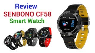 Review: SENBONO CF58 Smart Watch