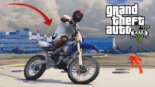 yamaha yz 450f sur gta 5 cette motocross peut elle sauter par dessus 10 helicopters