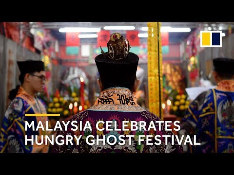 Hungry Ghost Festival: Malaysia venerates 'guardian god of ghosts' to stay safe from spirits