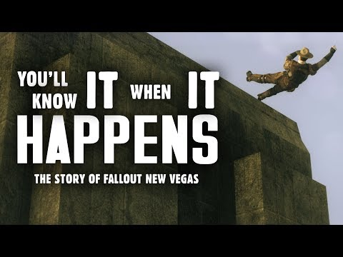 The Story of Fallout New Vegas Part 7: You'll Know it When it Happens - Fallout Lore
