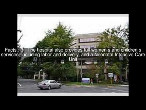 PeaceHealth Sacred Heart Medical Center at RiverBend Top#6 Facts