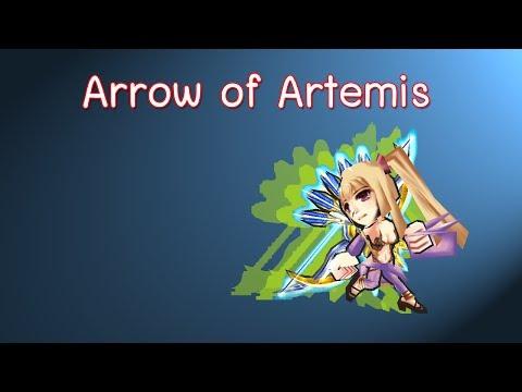 Getamped X Thailand Arrow of Artemis Revealed