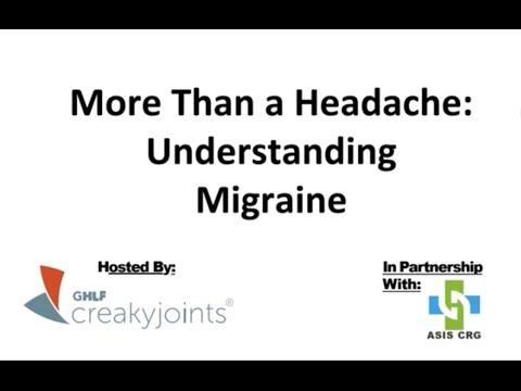 More Than Just a Headache: Understanding Migraine