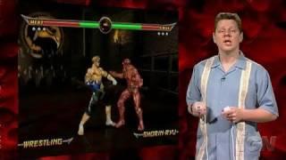 Mortal Kombat: Armageddon Nintendo Wii Trailer - MK