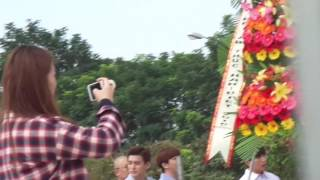 11 11 2016 u kiss during the rehearsal of laboum food culture festival in hanoi