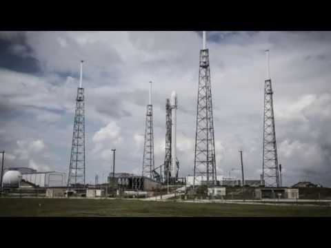Florida Weather Delays SpaceX Falcon Rocket Launch