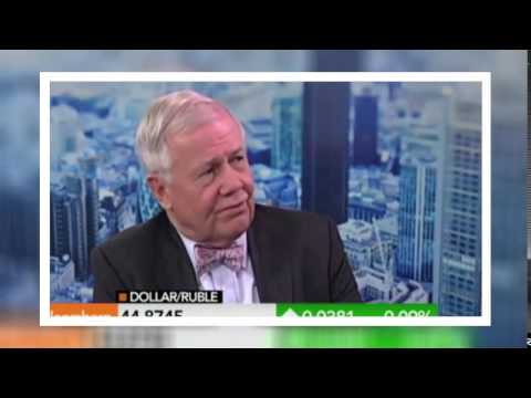 "Jim Rogers is investing in ""depressed markets"" like Russia, Japan, China, Agriculture"