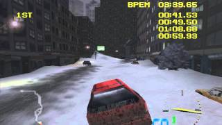 TEST DRIVE OFF ROAD 3 - FIRST DIVISION RACE (DURANGO/RACING F-150)