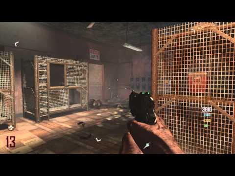 Black Ops II - Zombies - Die Rise - Great Leap Forward