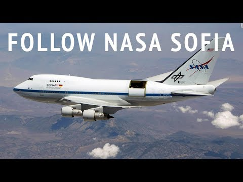 NASA SOFIA OCS6-S Flight 2 April 17th 2019
