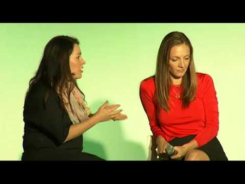 Women in Technology Panel - Sarah Buhr Reporter at