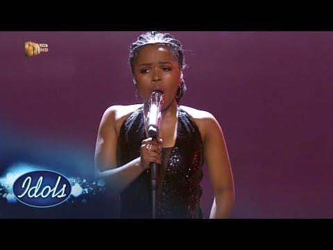 Top 6 Reveal: Yanga - 'If This Isn't Love' – Idols SA | Mzansi Magic