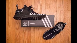 The FIRST CAGED NMD R1?! || Adidas NMD R1 PK 'Primeknit' by NEIGHBORHOOD Review