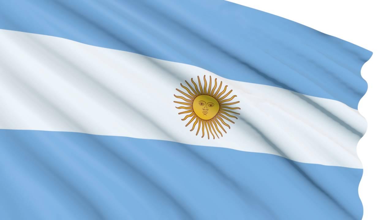 Bandera 3d Argentina Animada Gratis Youtube