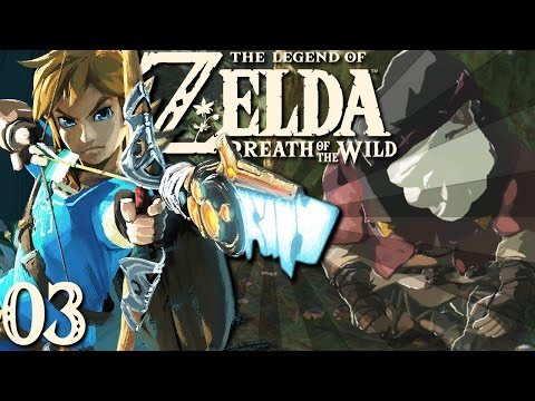 The Old Man's Recipe & NEVER COLD!   Let's Play Zelda: Breath of the Wild Part 3 w/ ShadyPenguinn
