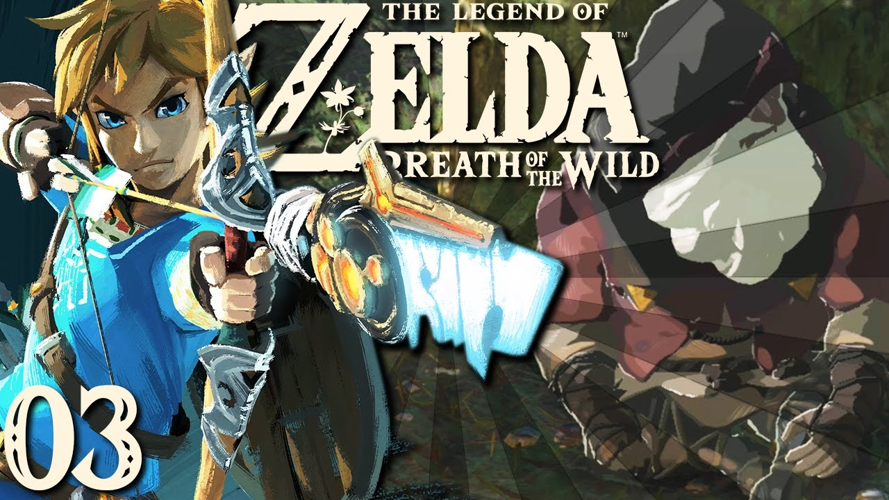 The Old Mans Recipe Never Cold Lets Play Zelda Breath Of The