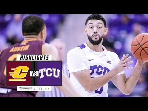Central Michigan vs. TCU Basketball Highlights (2018-19)   Stadium