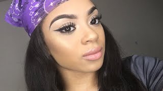 Everyday Natural Makeup Tutorial | Flawless & Glowy | RiDesignz