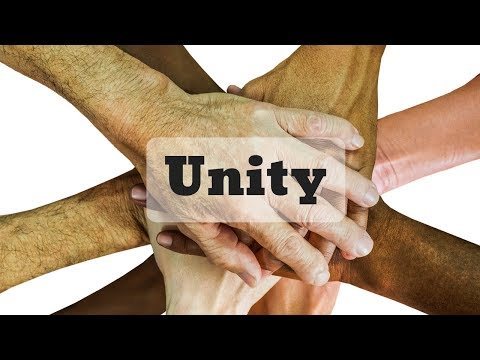 Problems and Path to Unity - Dr. Bob Vineyard - Greenway Fellowship