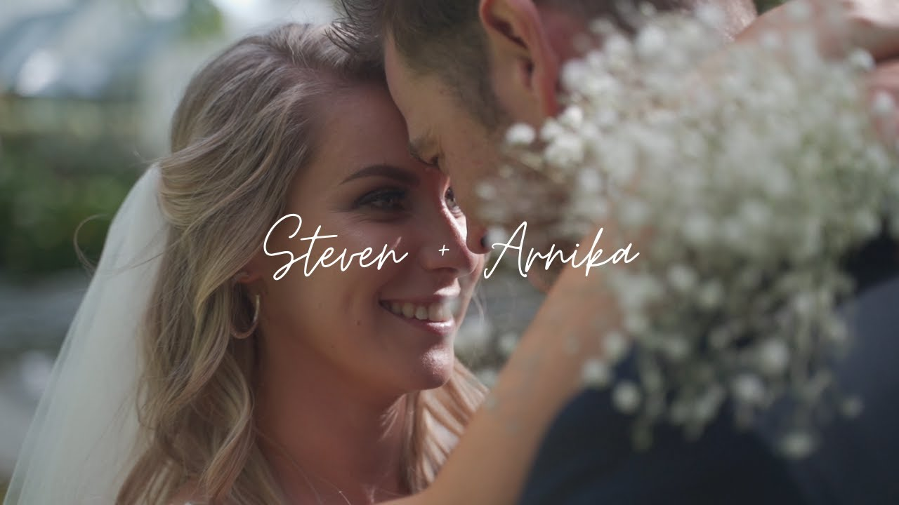 This is Steven and Arnika    Stonebridge, Geraldine    Cinematic wedding highlight