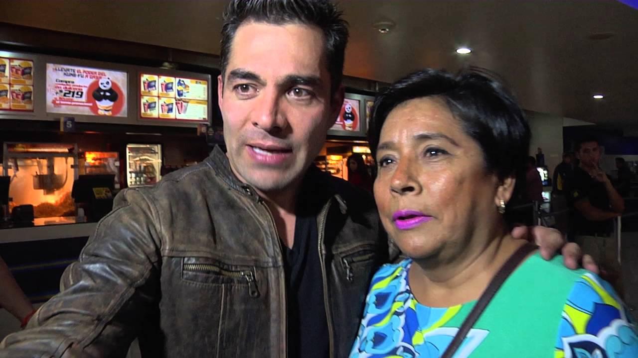 COMPADRES_Diego Garza va al cine