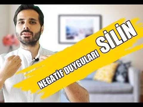 EFT Teknikleri İle NEGATİF DUYGULARI SİL!-Kişisel Gelişim Videoları