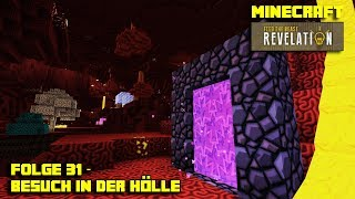 FTB Revelations S1E031 - Besuch in der Hölle - Minecraft - Mojang - Deutsch German