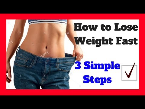Easy Ways to Lose Weight Fast at Home 💪🔥✔
