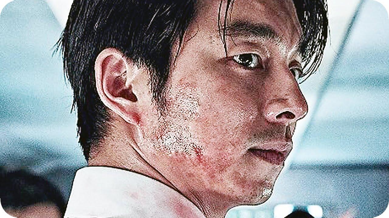 Train To Busan Trailer 2016 Korean Zombie Horror Movie Youtube