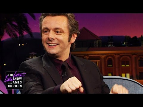 Michael Sheen Doesn't Do Kayaks Anymore