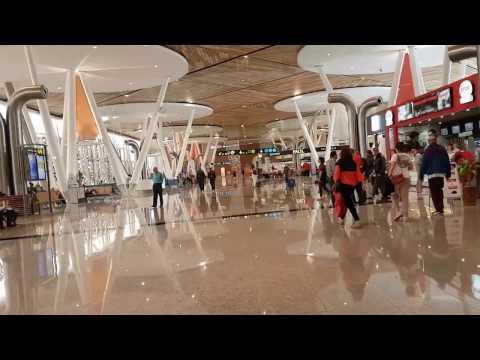 Airport Marrakech Morocco 1 مطار مراكش المغرب - روعة