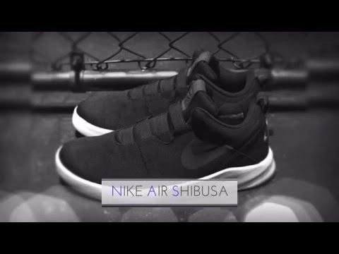 Empleador realimentación Escoba  NIKE AIR SHIBUSA/ SNEAKERS T - YouTube