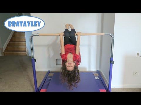 New Gymnastics Equipment (WK 251.7) | Bratayley
