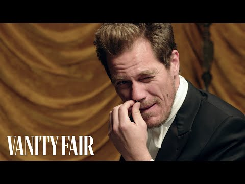 Michael Shannon Puts $2.10 in Coins Up His Nose  Secret Talent Theatre  Vanity Fair