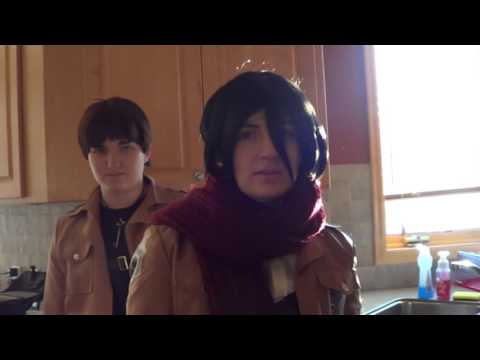 Cooking With The Survey Corps (Crack)
