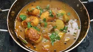 Tasty and Delicious Egg Curry Recipe | Anda curry Recipe in Hindi (2019)