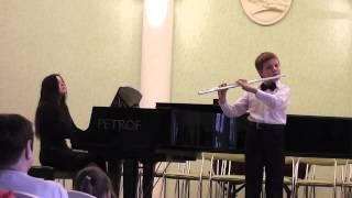 В. Попп. Венгерский танец №2