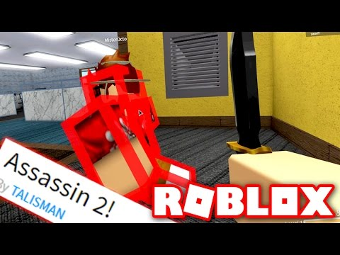 HOW TO PLAY THE NEW ROBLOX ASSASSIN