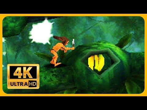 Tarzan - Old Game In 4K 60FPS ( Childhood Memories ) No Commentary