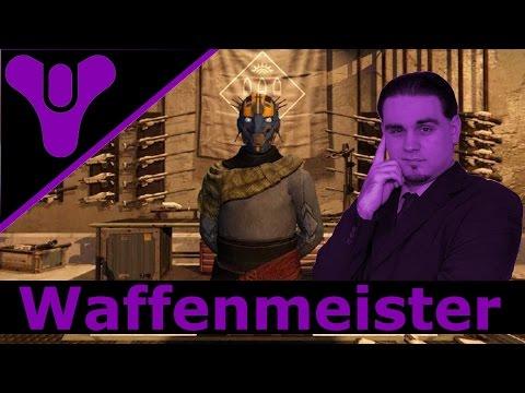 Destiny - Waffenmeister - Zwei neue Waffen geholt! - Deutsch
