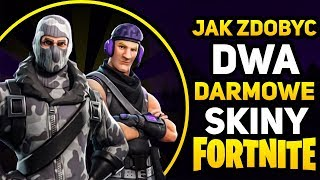 HOW TO WIN TWO SKINS FOR FORTNITE FOR FREE? TUT EN