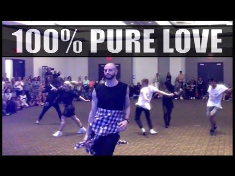 100% Pure Love - VIP Toronto @brianfriedman Choreography