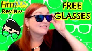 FREE Glasses Promo by Firmoo - Prescription Glasses Review and Free Glasses Giveaway Promotion