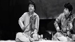 Ranjani Mala : Violin Duet { Carnatic Classical } - Full Video Song - By Ganesh, Kumaresh