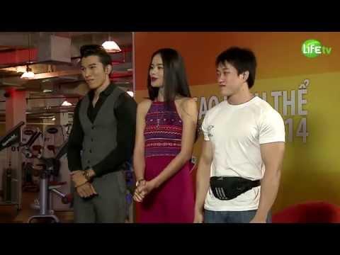 Ngôi sao hình thể - VietNam Fitness Star 2014: Tập 2