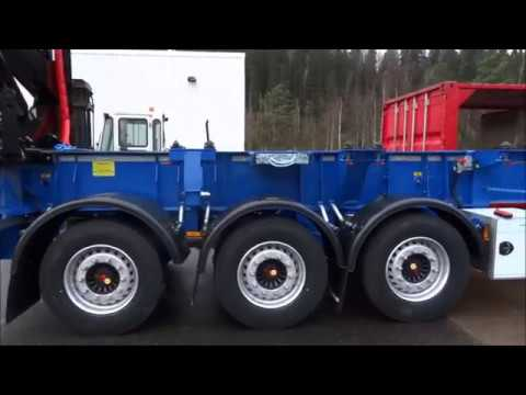 HAMMAR 160 C special built chassis