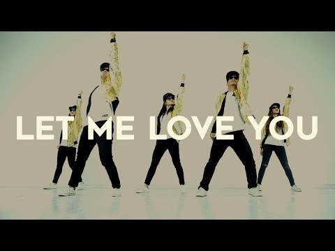 LET ME LOVE YOU - DJ Snake ft. Justin Bieber | Team AURII Choreography