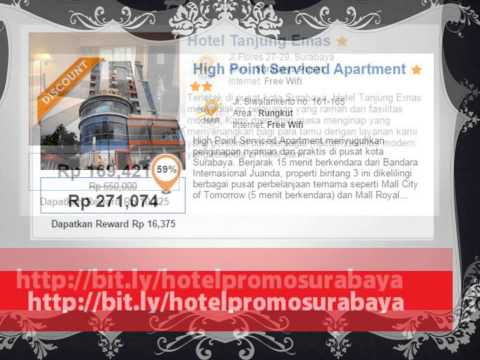 Hotel Di Surabaya Dekat Royal Plaza Stasiun Gubeng