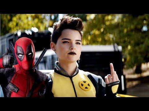 Deadpool 2 New Trailer - Ryan Reynolds 2018