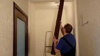 видео Двери в гардеробную комнату